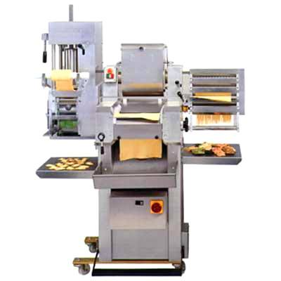 PASTA RAVIOLI SEMI AUTOMATIC MACHINE TECH-85SA