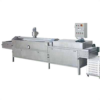 Pasteurizers for Pasta and Ravioli  -  30 to 600kg/h
