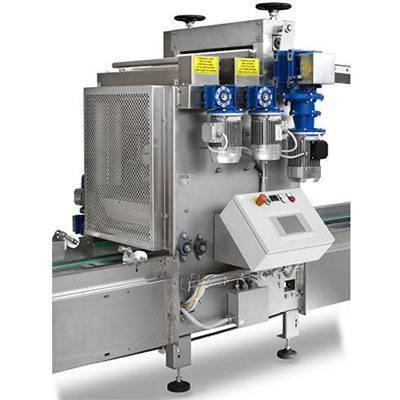 MACHINE POUR LA PRODUCTION DE PÂTES NIDS TECH-N540