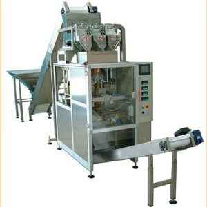 Conditionneuse peseuse automatique pour production sachets, sacs